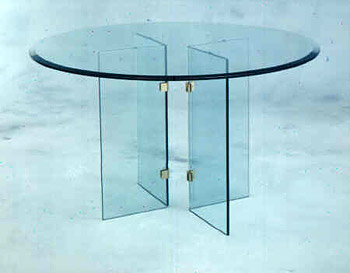 55 Glass   Glass Table Tops